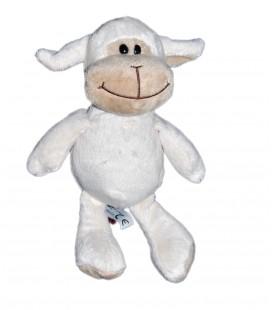 Peluche doudou Mouton blanc Ferrero 26 cm Kinder