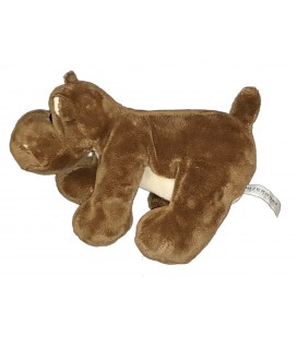 Peluche doudou Hippopotame Bijenkorf Collection 22 cm