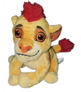 Peluche Doudou Le Roi Lion Kion Disney Nicotoy La Garde Du Roi Lion 16 Cm