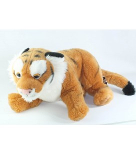 Peluche Tigre marron Playkids Collection 42 cm