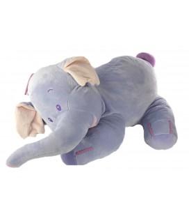 1. Grande peluche Lumpy allongé 65 cm Disney Nicotoy