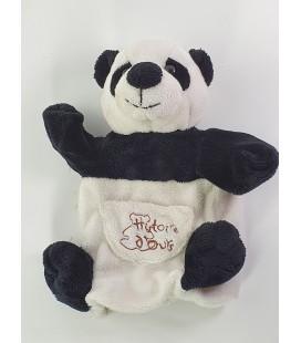 Marionnette Doudou ours bePeluche doudou Marionnette Panda Histoire d Oursige Histoire D Ours