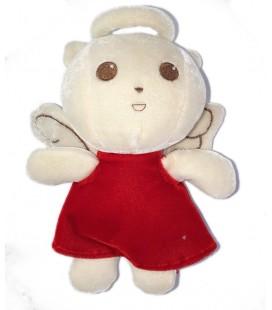 Doudou Ange robe rouge Orchestra 20 cm