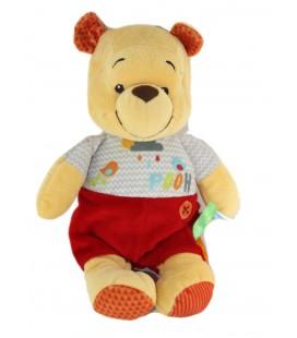 Peluche Doudou Winnie 28 cm Disney Nicotoy