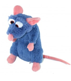 Peluche doudou Ratatouille 35 cm Disney Disneyland Resort Paris
