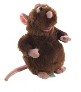 Doudou Peluche Remy Ratatouille Disneyland EuroDisney 20 cm