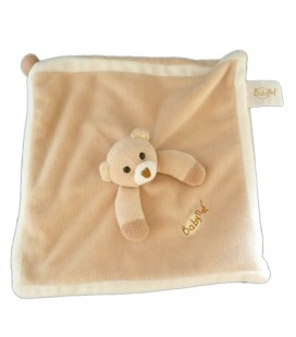 Doudou plat ours beige Baby Nat