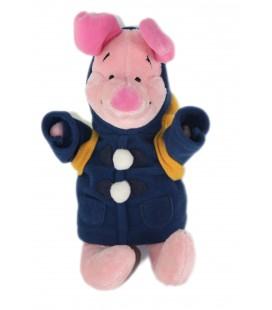 Peluche doudou Porcinet Sac à dos Porcinet 25 cm Piglet Backpack Disney Disneyland Paris