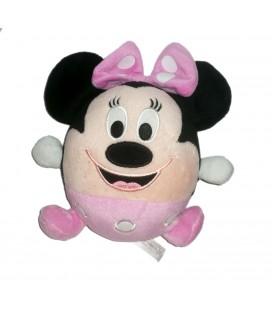 Peluche doudou Minnie Ballon Boule 16 cm rond Disney Nicotoy