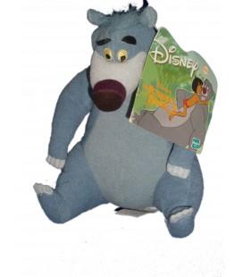 Doudou Peluche BALOO - Le livre de la Jungle - Jungle Book 2 - Hasbro H 20 cm
