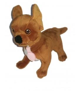 Peluche Doudou chien Le Chihuahua de Beverly Hills Papi 20 cm Disney Nicotoy 587/3978