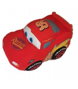 CARS Peluche Doudou Flash Mc Queen Disney Nicotoy 20 cm