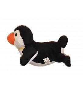 Peluche Doudou Pingouin Manchot Max & Sax 22 cm