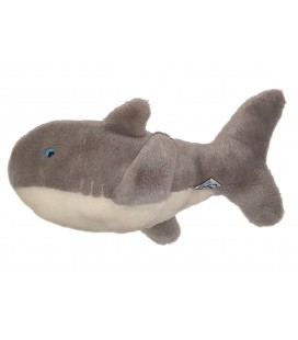 Peluche Requin gris blanc Friends and More Super Toys 035 cm