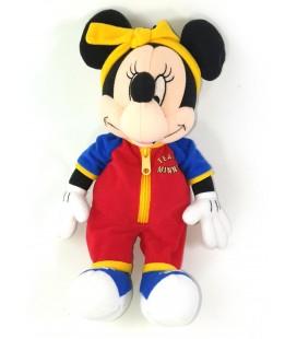 Doudou peluche Team Minnie Vintage 32 cm Disney Vintage