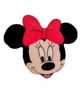 Peluche doudou Coussin rose Minnie Disney 45 cm