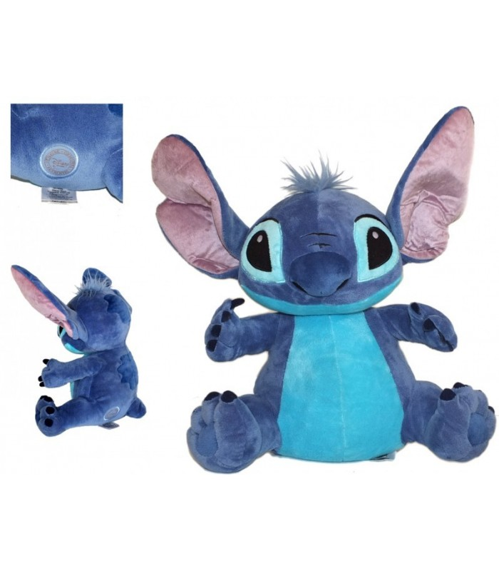 peluche lilo et stitch authentique disney store 40 cm. Black Bedroom Furniture Sets. Home Design Ideas