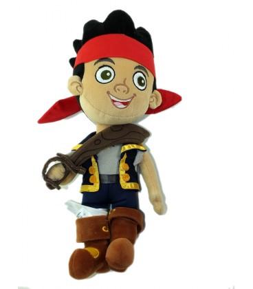Peluche Izzy DISNEY STORE Jake et les Pirates du pays imaginaire 32 cm