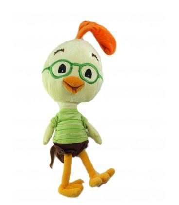 Peluche Poule Poulet Coq Doudou Cobico Chicken Little Disney Store 45 cm
