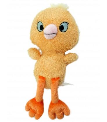 Peluche Doudou Poussin Chick La Ferme se rebelle Disney Store Disneyland 18 cm