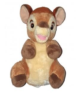 Doudou Peluche Bambi 25 cm Disney Nicotoy 587/6844