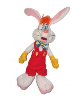 Peluche qui veut la peau de Roger Rabbit 26 cm 1987 Disney Disneyland paris