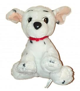 Doudou peluche chien 101 Dalmatiens 28 cm Disney Mattel 1994