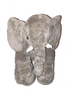 Peluche doudou Elephant gris IKEA Cartoon Toys 35 cm