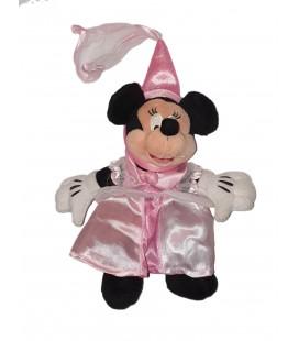 Peluche doudou Minnie fee Princesse 22 cm et ses vetements Disney