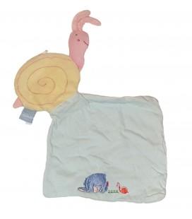 Doudou Plat Bourriquet Escargot Disney Baby GSA