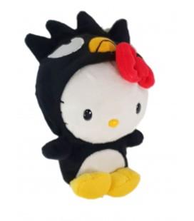 Peluche doudou HELLO KITTY deguisee oiseau Lansay Sanrio 16 cm