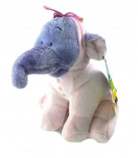 Peluche doudou Lumpy Pyjama rose 16 cm Disney Nicotoy