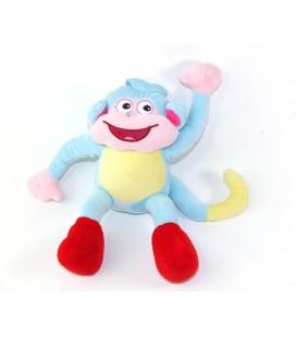 Peluche doudou Babouche singe Dora 26 cm
