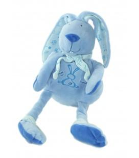 Doudou bleu P tit Lapin CMP 28 cm
