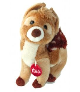 Peluche doudou Faon Bambi 22 cm TRUDI
