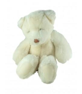 Peluche Ours blanc 35 cm GUND