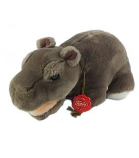 Peluche Hippopotame Teddy Hermann 30 cm