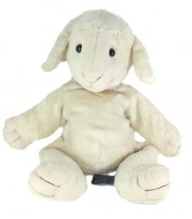Peluche Doudou Mouton blanc Agneau 40 cm Bussy Trudi