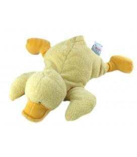 Peluche Doudou Canard jaune 26 cm GUND