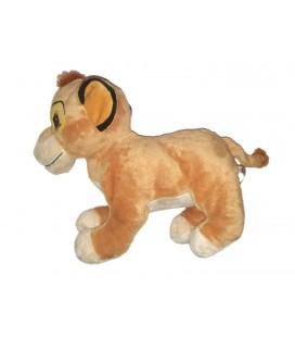 Peluche doudou roi Lion Disney Nicotoy 587/0096