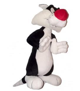 Peluche Gros Minet Sylvestre 40 cm Looney Tunes TRUDI