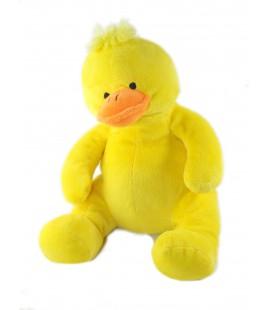 Peluche doudou Canard jaune TENDERTOYS 25 cm