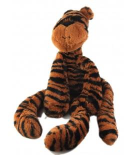 Peluche Jellycat Tigre marron noir 45 cm
