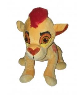 Peluche La Garde du roi Roi Lion 30 cm PTS SRL Disney