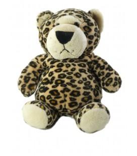 Peluche Doudou Leopard 22 cm PEEKO