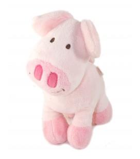 Doudou Cochon rose ZEEMAN Happy Horse 20 cm