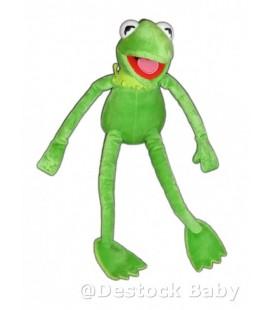 Peluche doudou Kermit La Grenouille Muppets Disneyland Resort Paris 36 cm