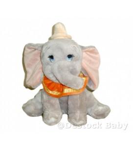 Peluche doudou DUMBO L'ELEPHANT VOLANT Disney Nicotoy H 26 cm