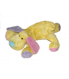 Peluche chien jaune Maxita 28 cm