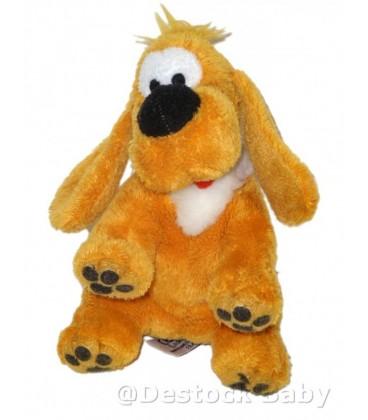Doudou chien BOULE ET BILL Lascar H 15 cm